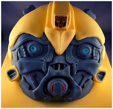 transformers birthday cake transformers bumblebee birthday cake on behance