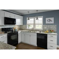 kitchen sink base cabinet at lowes kitchen classics arcadia 36 in w x 35 in h x 23 75 in d white sink base cabinet