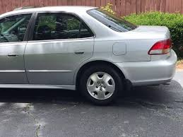 2002 silver honda accord 2002 honda accord in for sale 37 used cars from 1 900