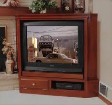 Corner Tv Cabinets For Flat Screens With Doors by Corner Square Enclosed Tv Cabinets For Flat Screens With Doors