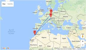 Google Map Germany by Non Stop From Germany To Agadir Morocco From U20ac59 Bags Fly For Free