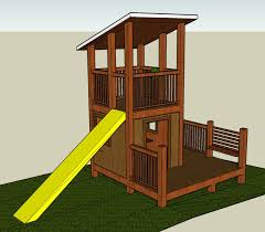 Backyard Playground Plans by Free Diy Playhouse Backyard Playground Plans Backyard Playhouse