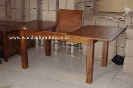 Teak Indoor Dining Table Indonesia Channel
