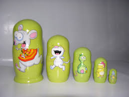 toopy and binoo nesting doll