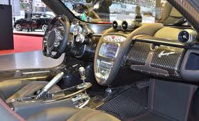 pagani interior dashboard images for u003e pagani huayra