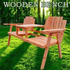 outdoor benches ebay