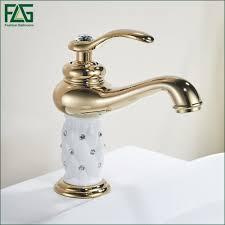 2017 flg european aristocratic basin faucet gilt porcelain golden