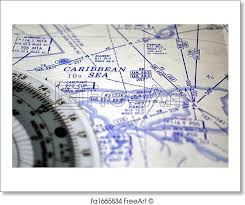 navigation map free print of air navigation map of the caribbean sea air