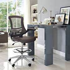 drafting chair for standing desk modern chairs design
