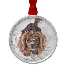cavalier king charles spaniel ornaments keepsake ornaments zazzle