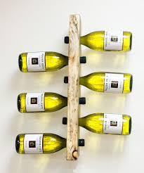 6 bottle beetle kill lodgepole pine wine rack by crookedwood
