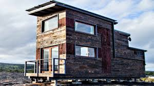 Sustainable OffGrid Solar Powered Tiny Home Farmhouse Rustic Vibe - Solar powered home designs
