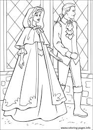 barbie princess 11 coloring pages printable