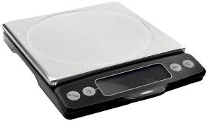 amazon com oxo good grips stainless steel food scale with pull
