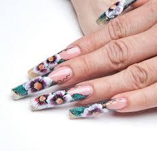 nail art tutorial nail designs nail art how to flower nails