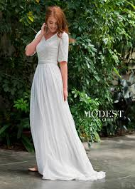 v neck wedding dresses modest bridal by mon cheri tr11836 v neck wedding dress