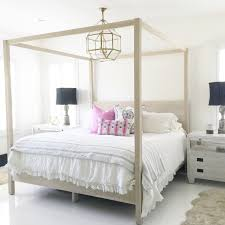 Black Canopy Bed White Canopy Beds Genwitch