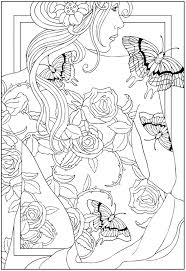 tattoo coloring pages online for kid 3833