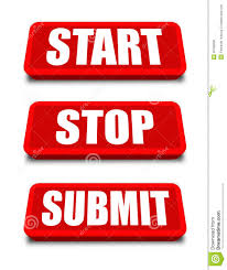 submit start stop submit button royalty free stock photos image 30166038