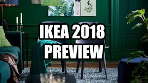 Ikea Malaysia Catalogue Ikea 2018 Catalog Preview Lights Chairs And Other Odd Trinkets