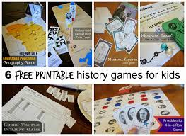 relentlessly fun deceptively educational 6 history games for