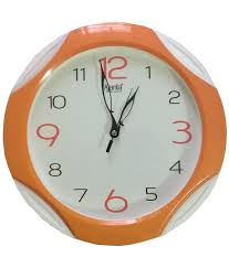 ajanta designer wall clock buy ajanta designer wall clock at best