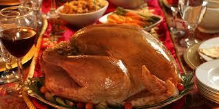 thanksgiving turkeyng dinner mashed potatoes stock