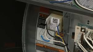 lennox furnace transformer replacement 42j32 youtube