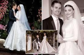 wedding dress miranda kerr miranda kerr looks sensational in beautiful custom wedding