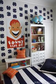 Pottery Barn Kids Books Our Book Nook The Reveal Emily A Clark