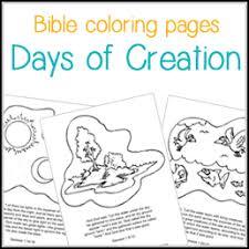 bible coloring pages creation daniel lions den