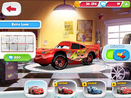 vs sports car video toy image retro look lightning mcqueen jpg pixar cars wiki