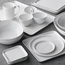 mercer square dinnerware crate and barrel