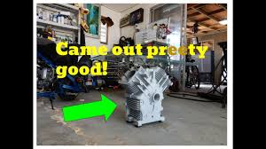 how to make a engine coffee table youtube