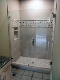 bathroom unique frameless shower door sample image some