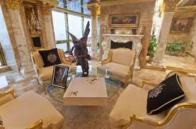 inside trumps penthouse the triumph of tackiness the materiality of trump archaeology