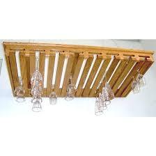 wine glasses hanging rack u2013 sur sur