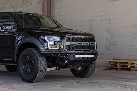 Ford Raptor Exhaust System - 2017 ford raptor venom r front bumper
