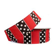 black and white polka dot ribbon 2 5 black white dots ribbon q832209 12 black white polka