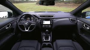nissan qashqai 2015 interior 2017 nissan qashqai facelift interior design youtube