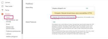 blogger atau blogspot custom domain id ke blogspot atau blogger domainesia domainesia