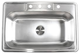 Kitchen Sinks Top Mount by 33