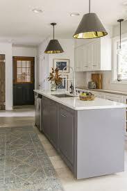 l black milk paint kitchen cabinets an honest review of my milk paint kitchen cabinets one year