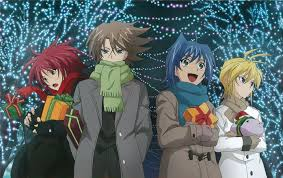 cardfight vanguard souryuu leon cardfight vanguard zerochan anime image board