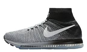 Nike Zoom All Out Flyknit nike air zoom all out flyknit black the sole supplier