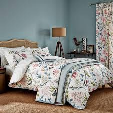 Teal Bed Set Bedroom Tropical Print Quilts Hawaiian Bed Sheets Kids Bedding