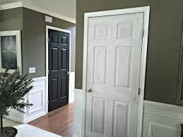 best paint for interior doors our new home has oak trim with