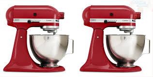 kitchenaid mixer amazon black friday red kitchenaid custom stand mixer was 480 now 200 amazon ca