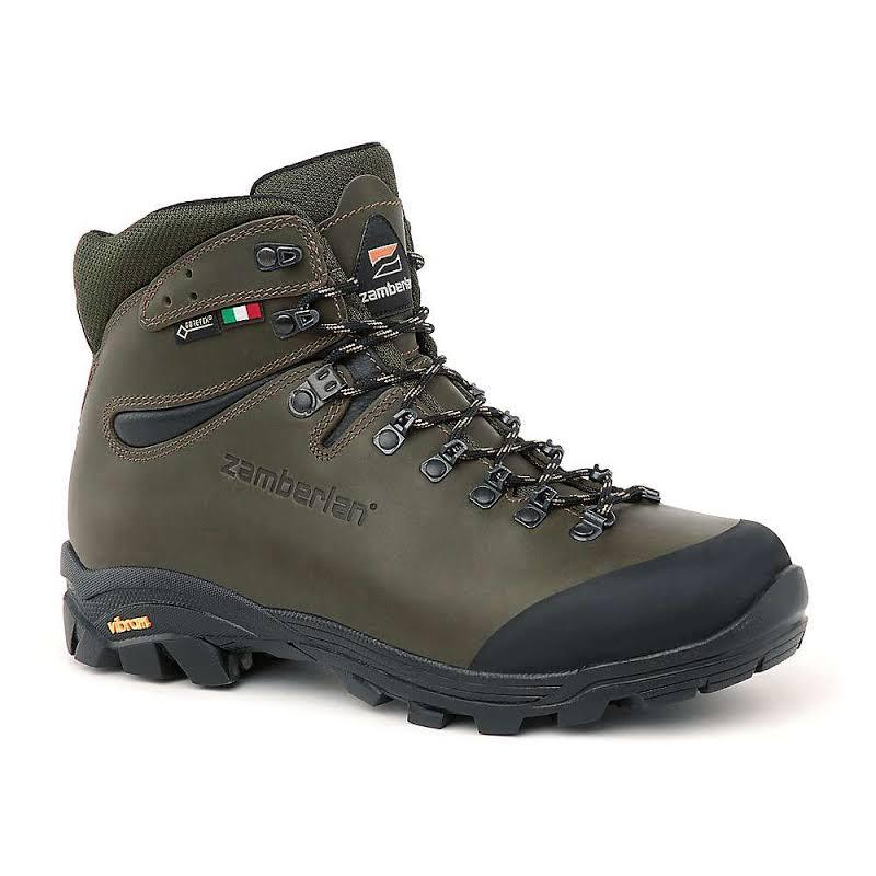 Zamberlan Vioz Hike GTX RR Hiking Boots Waxed Forest Medium 12 1007WFM-Medium-12