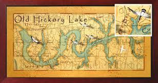 Lake Lanier Map Baitrageous November 2015